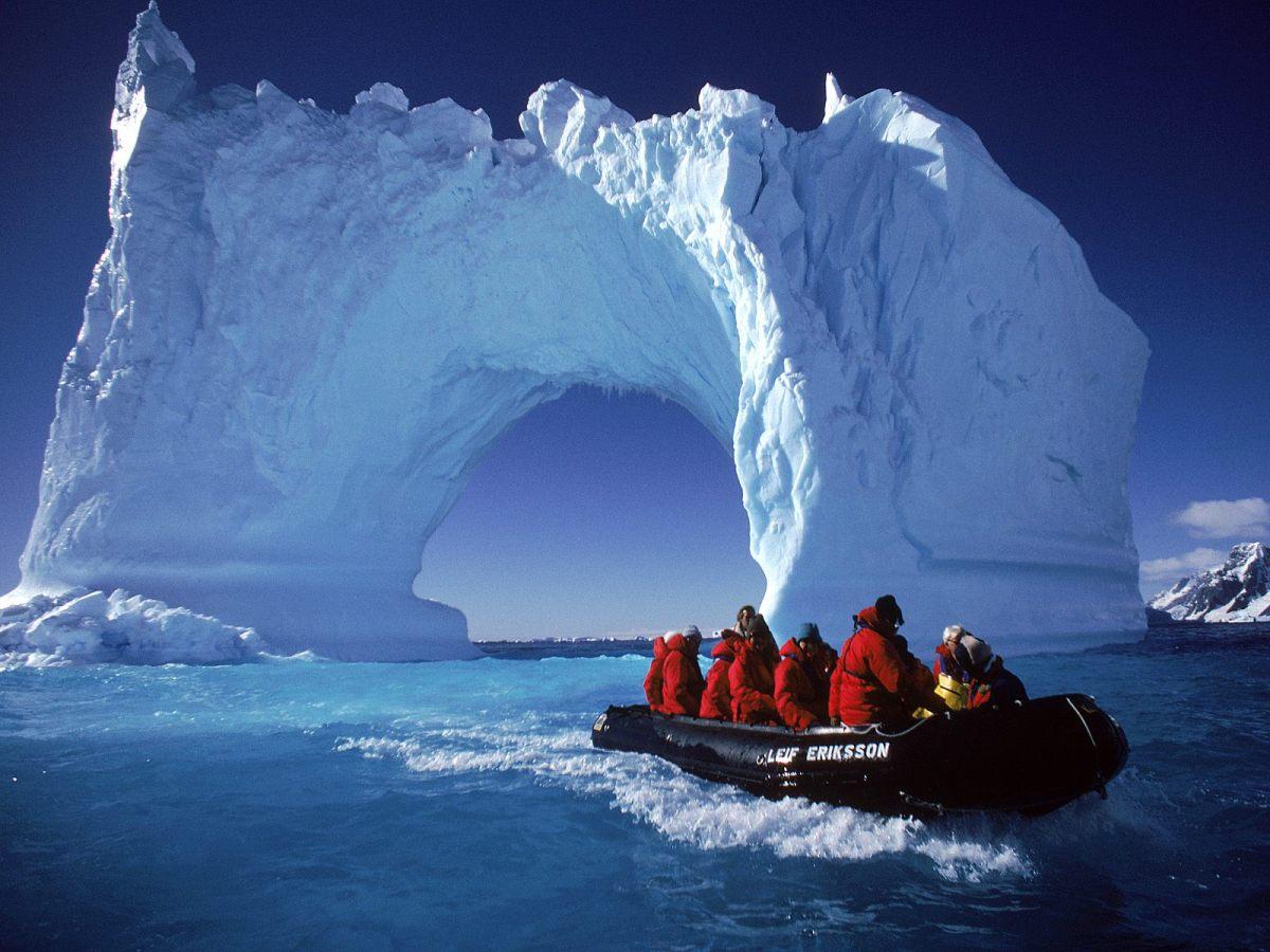 العلماء يعثرون على أقدم جليد على كوكب الأرض
