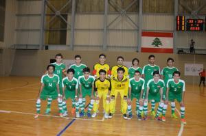 المنتخب الوطني للشباب بكرة القدم للصالات يجري استعداداته لبطولة نهائيات اسيا
