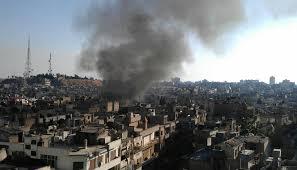 قتلى بريف دمشق ودعوات لتجنب المدنيين