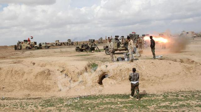 انطلاق عمليات تحرير قضاء الحويجة في محافظة كركوك بالقريب العاجل