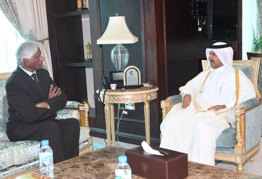 """من هي أول دولة تعيد علاقاتها الدبلوماسية مع قطر منذ """"المقاطعة؟"""