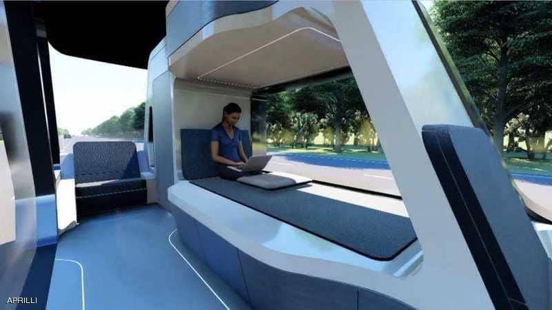 بالصور .. تصميم مبتكر لفندق ذاتي القيادة