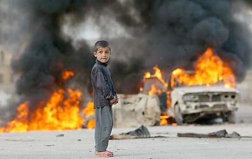 دراسة: الأطفال العراقيين المصابين بسبب العنف أكثر عرضة للوفاة من غيرهم