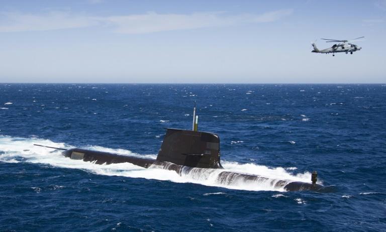 بريطانيا تعتزم بناء الأسطول الأسترالى الحربى الجديد