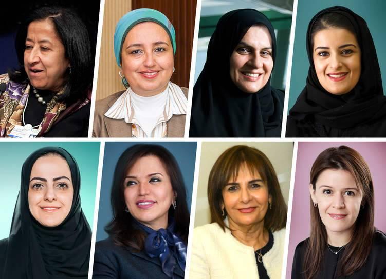 تعرف على أقوى السيدات العربيات لعام 2017 ؟؟
