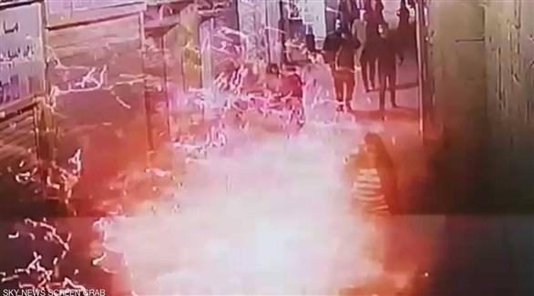 مصادر: إرهابي تفجير حي الأزهر يحمل الجنسية الأمريكية