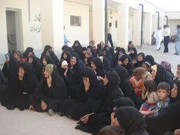مفوضية حقوق الانسان لازالت تبدي قلقها الكبير بشأن ارتفاع نسبة النساء الارامل والعاطلات عن العمل