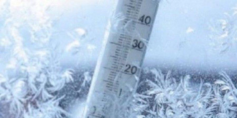 انخفاض درجات الحرارة دون الصفر المئوي بدءا من الاربعاء المقبل