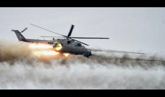 القوة الجوية يوجهون ضربة جوية موفقة استهدفت تحشدات كبيرة لداعش وتخلف قتلى