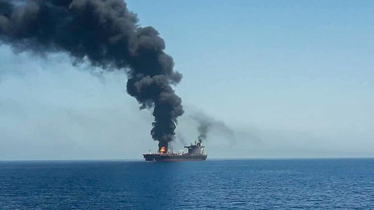 التحالف العربي: الهجوم على ناقلتي النفط في خليج عمان تصعيد كبير