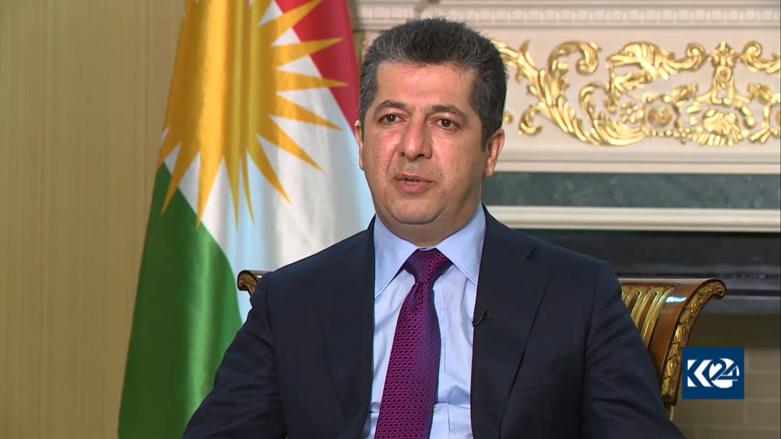 "Massoud Barzani reveals new information about ""secretive tactics"" of earning money Image"