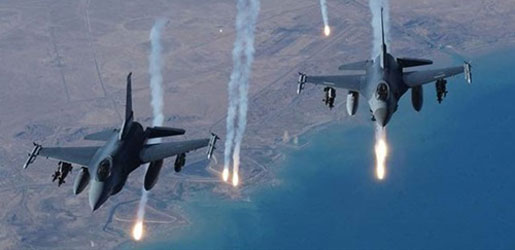 Washington is preparing to launch air strikes on Tikrit in a matter of days