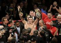 كليتشكو يهزم جينينجز ويحتفظ باللقب العالمي للوزن الثقيل في الملاكمة