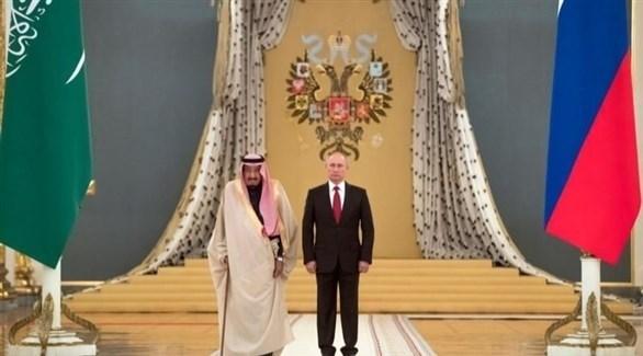 بوتين في السعودية لتوقيع 30 اتفاقية