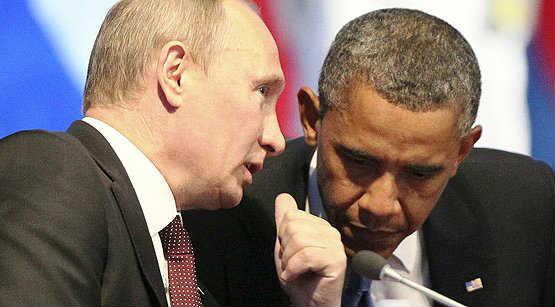 أوباما: بوتين ليس أستاذاً بلعبة الشطرنج!