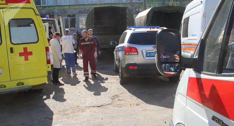 مصرع 18 شخصا وإصابة 40 جراء انفجار في روسيا