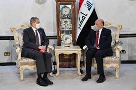 السفير الاميركي يتعهد برفع تقرير بشان اجراءات العراق الجديدة لحماية البعثات لواشنطن