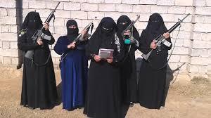 مقتل مسؤولة جناح النساء للحسبة في تنظيم داعش