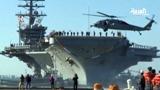 انطلاق أكبر مناورات بحرية في الخليج بقيادة امريكية