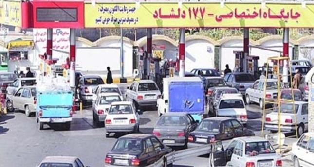 توقف عمل 70% من محطات بيع الوقود في إيران بسبب كورونا