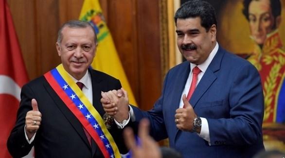 أردوغان: سنساعد فنزويلا كما فعلنا مع قطر