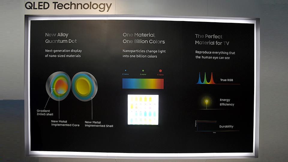 ثلاث شاشات QLED جديدة مخصصة لمحبى الألعاب من سامسونج