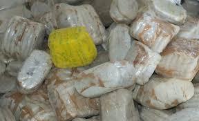 احباط محاولة تهريب كمية من المخدرات في منطقة حدودية في البصرة