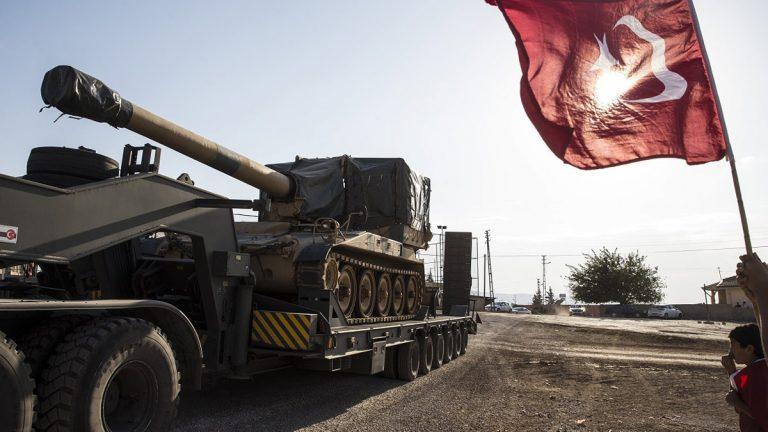 إيطاليا تعتزم حظر بيع السلاح لتركيا