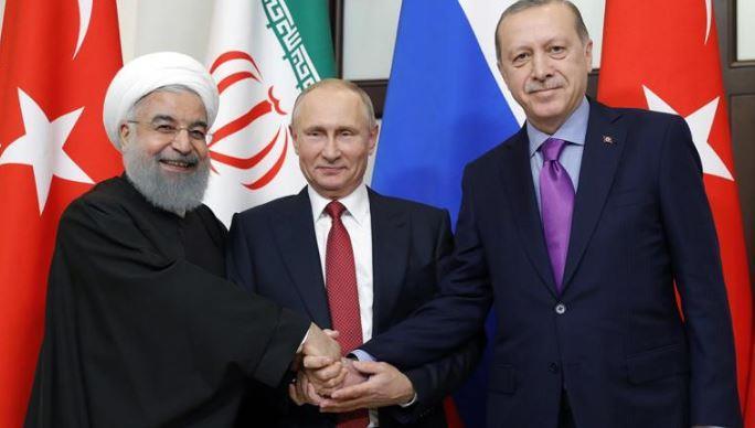 الكرملين: بوتين قد يجتمع مع أردوغان وروحاني الشهر المقبل