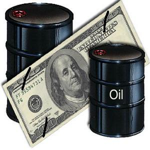 Economist exclude low world oil prices and its impact on the federal budget