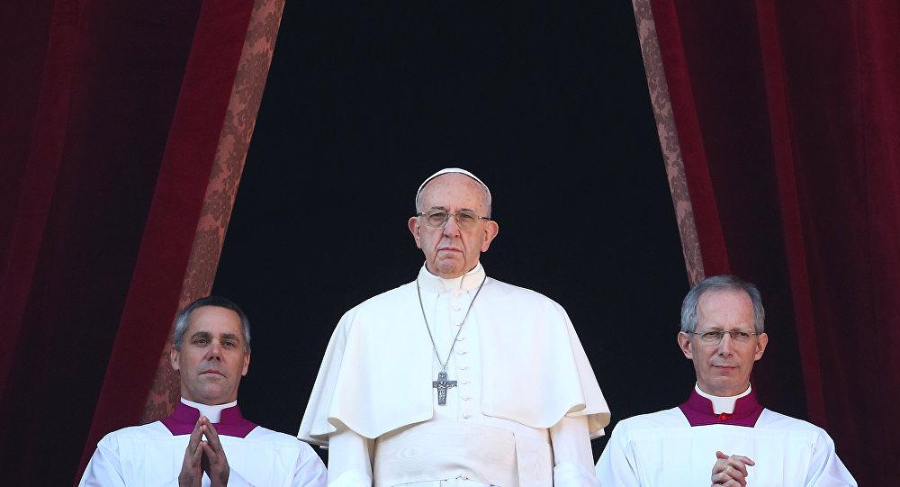 البابا فرنسيس يكشف نيته لزيارة العراق العام المقبل