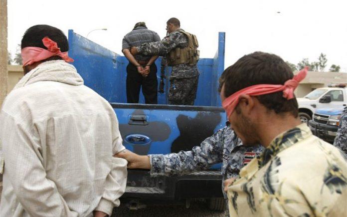 اعتقال عصابة قامت بعدة عمليات تسليب وسرقات للسيارات في بغداد