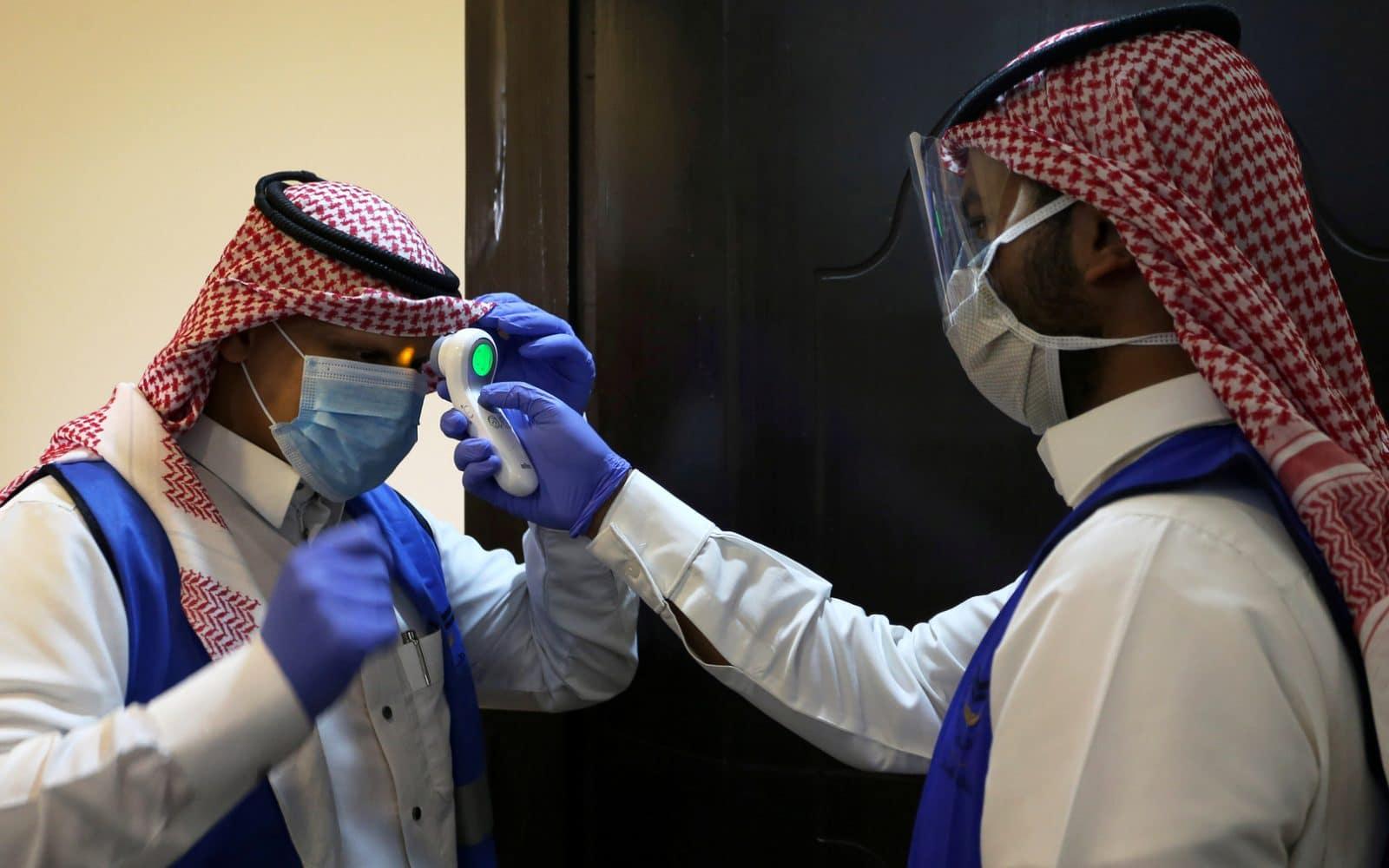 4267 اصابة جديدة بكورونا و41 حالة وفاة في السعودية