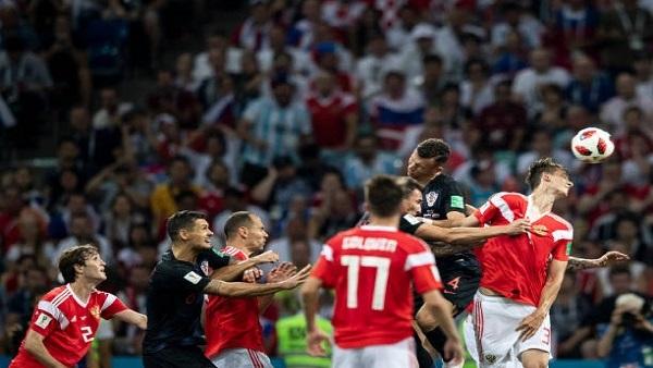 لاعب روسيا: قدمنا كل شيء ولم يحالفنا الحظ للأسف
