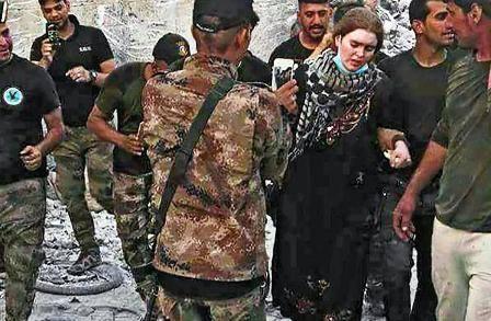 """""""حسناء داعش"""" تروي قصتها مع التنظيم؟"""