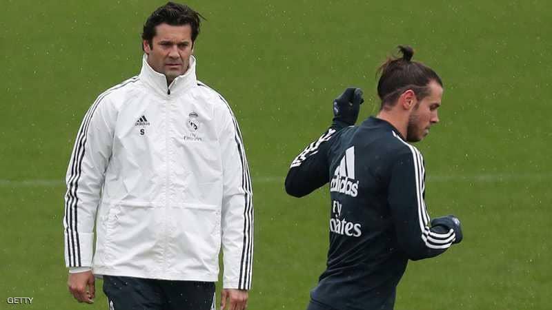"""في أول تصريح.. سولاري يتكئ على """"أبطال"""" ريال مدريد"""