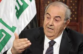 Allawi accused the election commission of bias and lack of independence