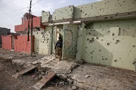 وقوع انفجاران انتحاريان في الساحل الايسر لمدينة الموصل