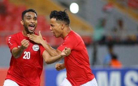 اليمن يهزم لبنان ويطيح به من بطولة غرب آسيا