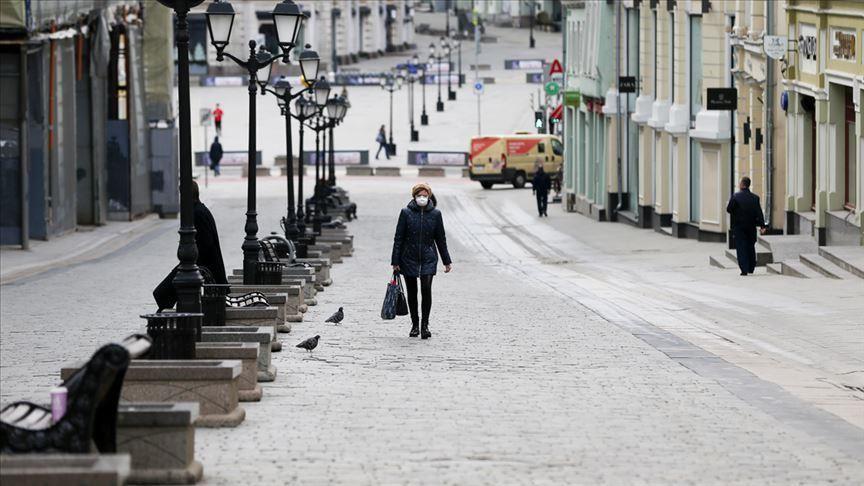 تسجيل 6632 إصابة جديدة و168 وفاة بكورونا في روسيا