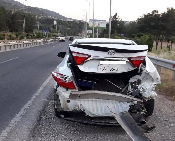 29 حالة بين وفاة واصابة ..  حصيلة الحوادث المرورية في دهوك خلال عيد الفطر