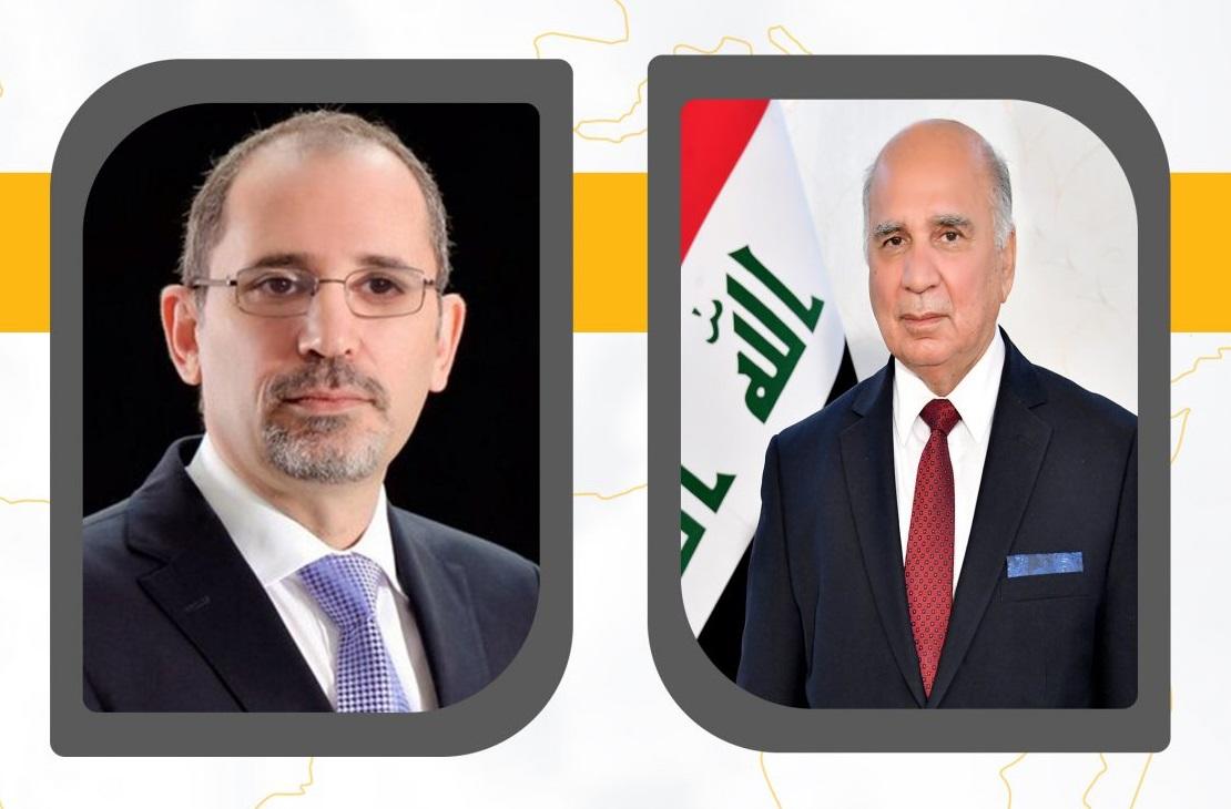 وزير الخارجيّة يبحث هاتفيا مع نظيره الأردنيّ مقررات القمة الثلاثية