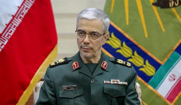 """رئيس الاركان الايراني في بغداد غداً لـ""""بحث التعاون الأمني"""""""