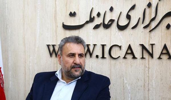 رئيس لجنة الامن القومي الايراني يؤكد على ترسيخ العلاقات بين ايران والعراق