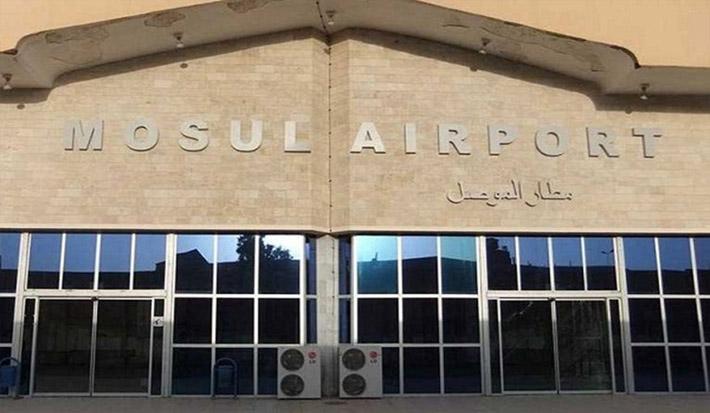 عرض تركي استثماري لتأهيل مطار الموصل