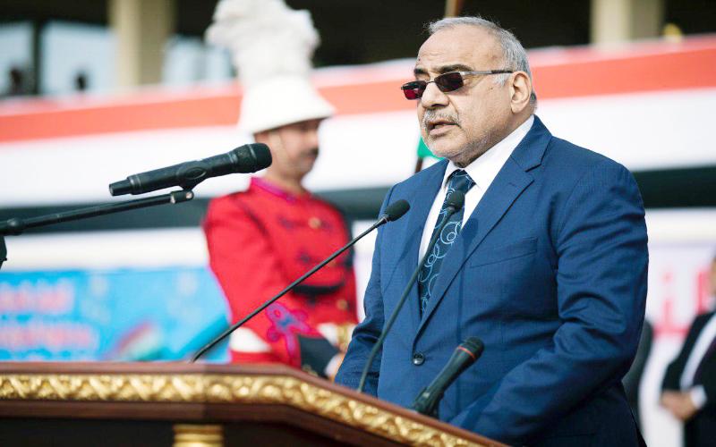 مستشار البرلمان القانوني: ندعم توجهات عبدالمهدي في القضاء على الفساد