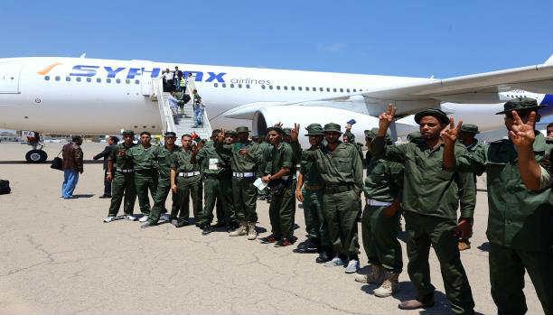 لندن تغلق معسكرا أقيم على أراضيها لتدريب الجيش الليبي بسبب فضائح جنسية