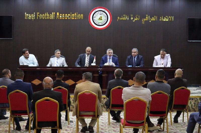 جائحة كورونا توقف النشاط الكروي في العراق بشكل رسمي