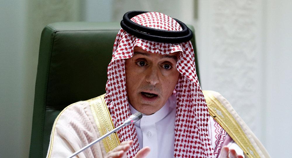 السعودية توجه رسالة إلى المجتمع الدولي بشأن إيران