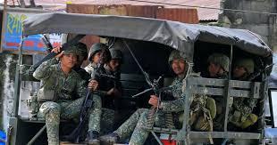 الإعلان عن انتهاء المعارك الدائرة في مراوي الفلبينية